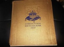 VINTAGE HB CORONATION SOUVENIR BOOK 1937 GORDON BECKLES SUPERB PHOTOS